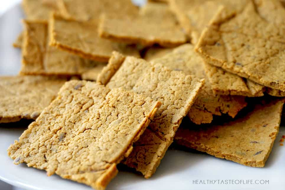 Green pea crackers chips recipe