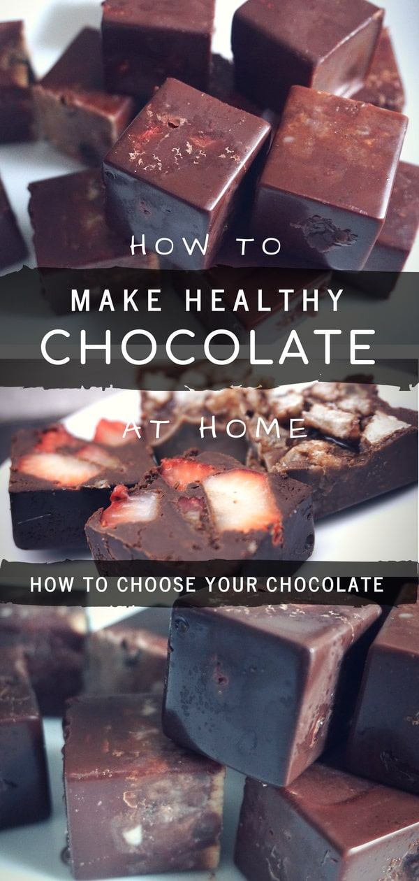 Homemade Chocolate Ideas And How To Choose It