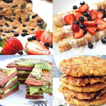 gluten free dairy free breakfast recipe ideas