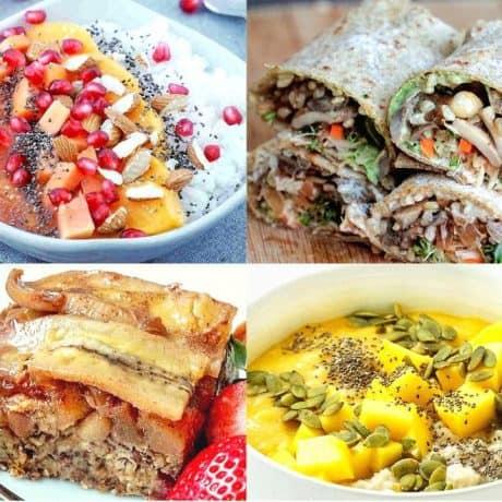 gluten free vegan breakfast ideas