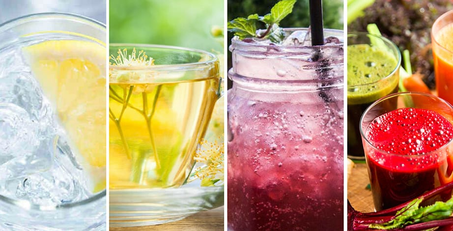 The Best Diet For Healing Chronic Illnesses: what drinks to drink to restore gut health