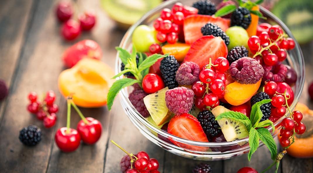 Healing chronic illness through diet: best fruits to eat
