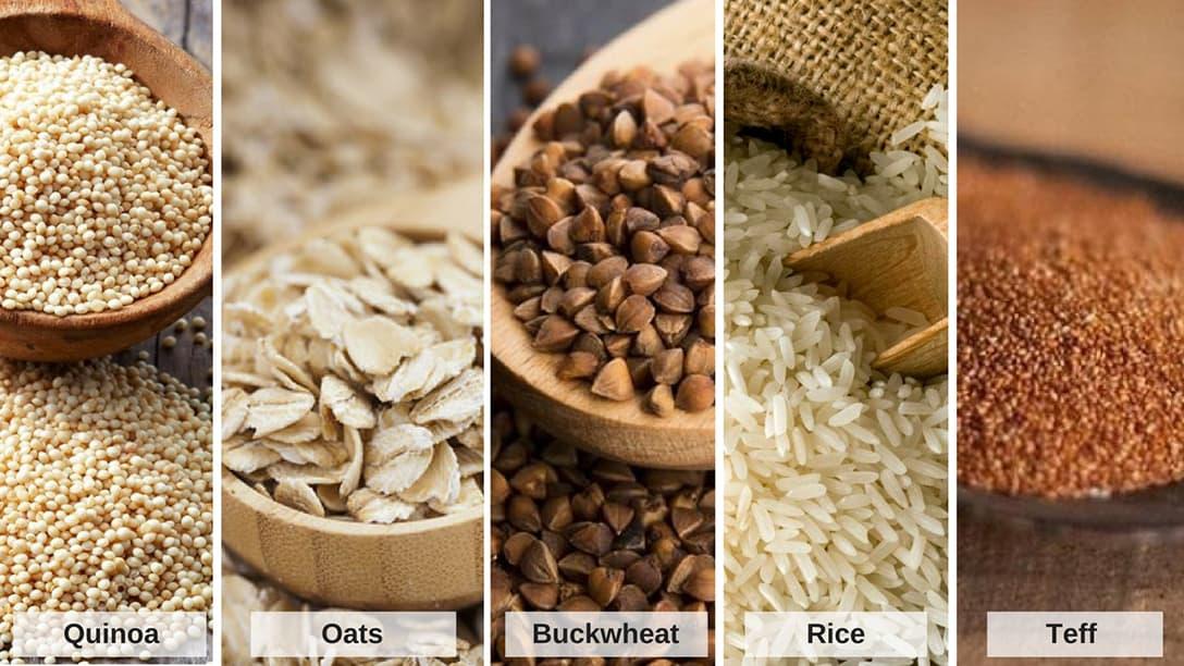 The Best Diet For Healing Chronic Illnesses: best grains for gut health