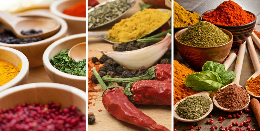 Healing chronic illness through diet: herbs and spices
