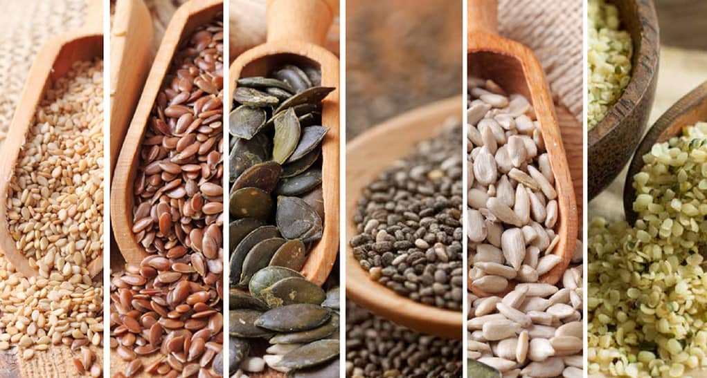 Healing chronic illness with food: best seeds and nuts to consume