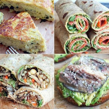 Gluten And Dairy Free Savory Breakfast Ideas With Vegan Options