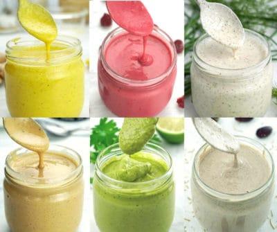 gluten free dairy free salad dressing recipes vegan