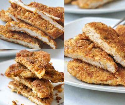chicken cutlets recipes, gluten free, dairy free, keto, paleo, without egg