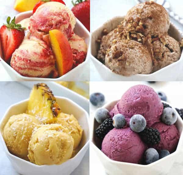 6 Whole30 Ice Cream Desserts (Dairy