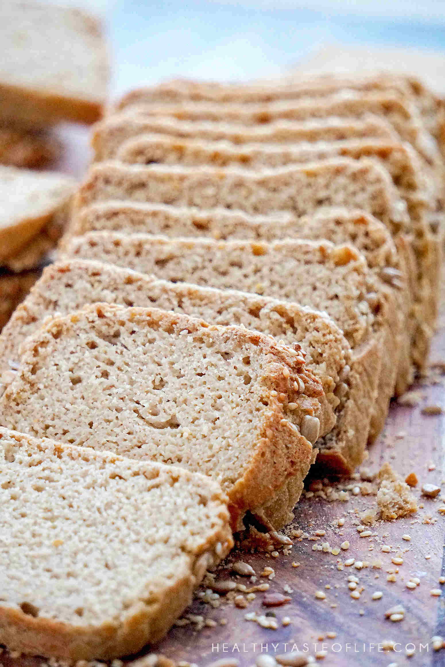 Easy Gluten Free Sourdough Bread Recipe