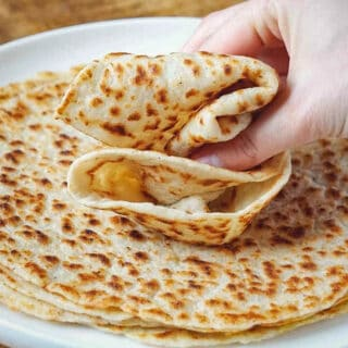 vegan gluten free wraps tortillas