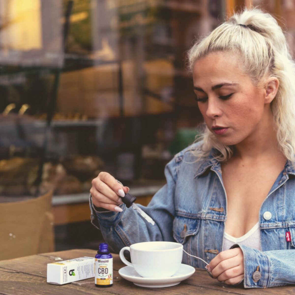 CBD for menstrual cramps remedy.
